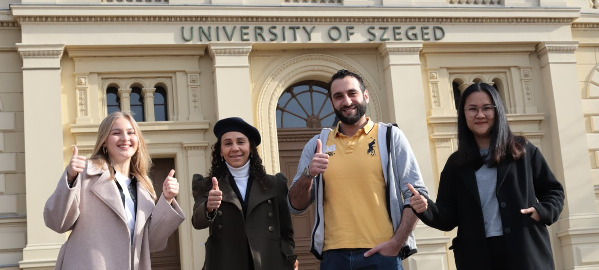 We offer more than 60 full-time study programs for our students 👉  To learn more about the process of application visit our University of Szeged  website 👉  #SZTE #Szeged   Anna bobkó 📷