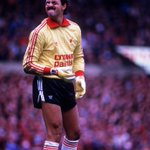 Image for the Tweet beginning: 25th March 1984: Liverpool goalkeeper