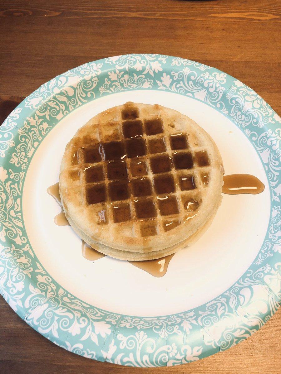 Happy International Waffle Day!! @flesbcps #VirtualSpiritWeek