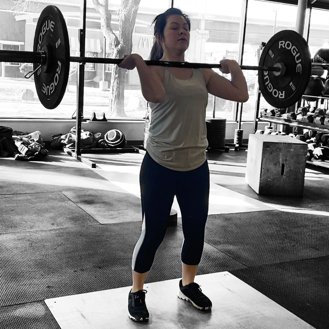 | HAPPY | HEALTHY | HARDWORKING |  Rio has been the definition of #Consistency and #TrustingTheProcess.  Her results [this last testing] are proof.  Way to go!  #HWPO #CrossFit #IronHeroCrossFit #Omaha #Nebraska #TheLevelMethodpic.twitter.com/VcVPQh5JYu