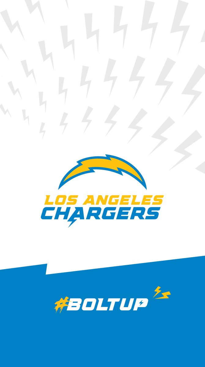 Los Angeles Chargers On Twitter New Look New Wallpapers Wallpaperwednesday X Boltup