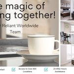 Image for the Tweet beginning: Your dedicated Reliant Worldwide Team