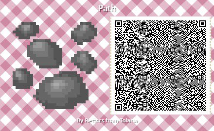 Vianka On Twitter Here S The Design Id For The Stone Path