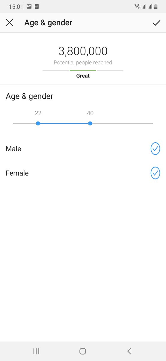 instagram age and gender
