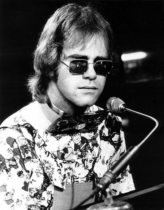 Happy Birthday Elton John!!