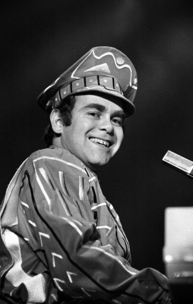 Guys i m not one for long sentimental posts but happy birthday elton john, thank you for saving my life