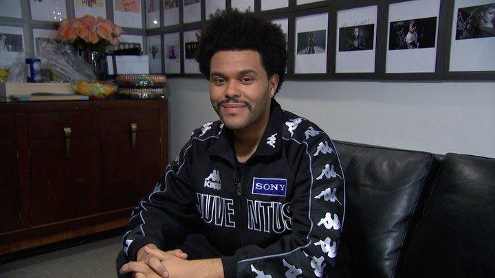 The Weeknd x @juventusfcen 🤩 https://t.co/H8Pj4PUZRG