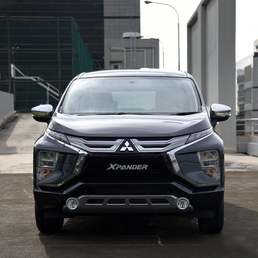 Mitsubishi Family, tau kan perbedaan paling mencolok New Xpander apa? Yap, sekarang bagian grille dan headlamp New Xpander menjadi lebih segar. Apa fitur baru yang kamu suka dari New Xpander?  #MitsubishiMotors