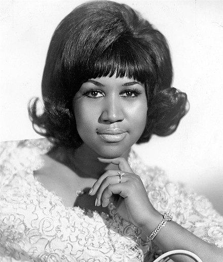 Happy birthday, Aretha Franklin (1942-2018).