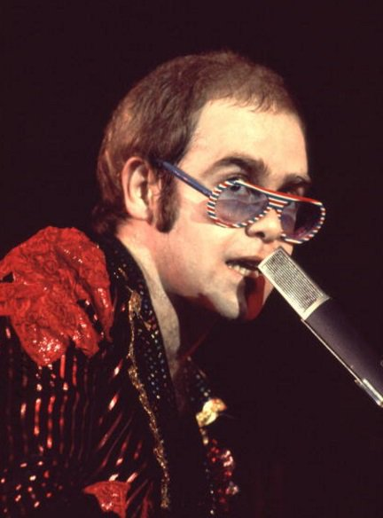 Happy 73rd birthday Sir Elton John
