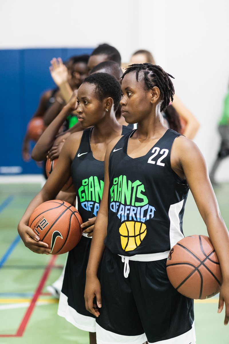 Its our turn. We got next! We are on a mission to level the playing field of sports for women. If you have heart, we welcome you to the court! #womenshistorymonth #womenlead #girlslead #giantsofafrica