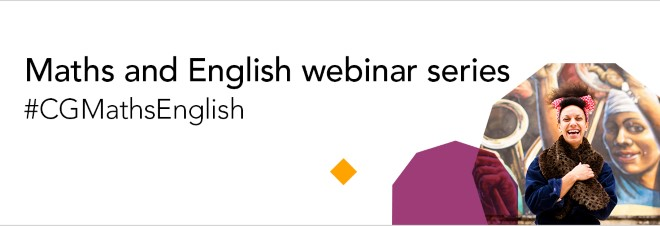 Theres a slight change to our planned #CGMathsEnglish webinar later today, so we can update you on the latest guidance weve issued for #FunctionalSkills. Join @KatherineC_CG, @MathsEnglish_CG and myself, as usual, at 16.00 today #FunSkillsThree attendee.gotowebinar.com/register/20553…