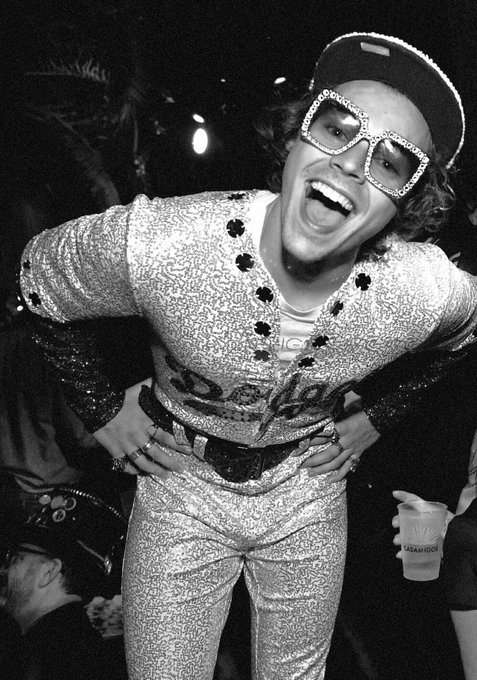 Happy 73rd Birthday to Sir Elton John!