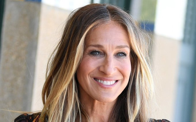 Happy Birthday to Sarah Jessica Parker who turns 55 today!