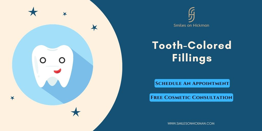 What are the benefits of Tooth-Colored Fillings? How can it help your dental problems? Click on the link to learn more. #DesMoines #Iowa #ToothColoredFillings https://www.smilesonhickman.com/cosmetic-dentistry/tooth-colored-fillings…pic.twitter.com/TUPzMQRw75