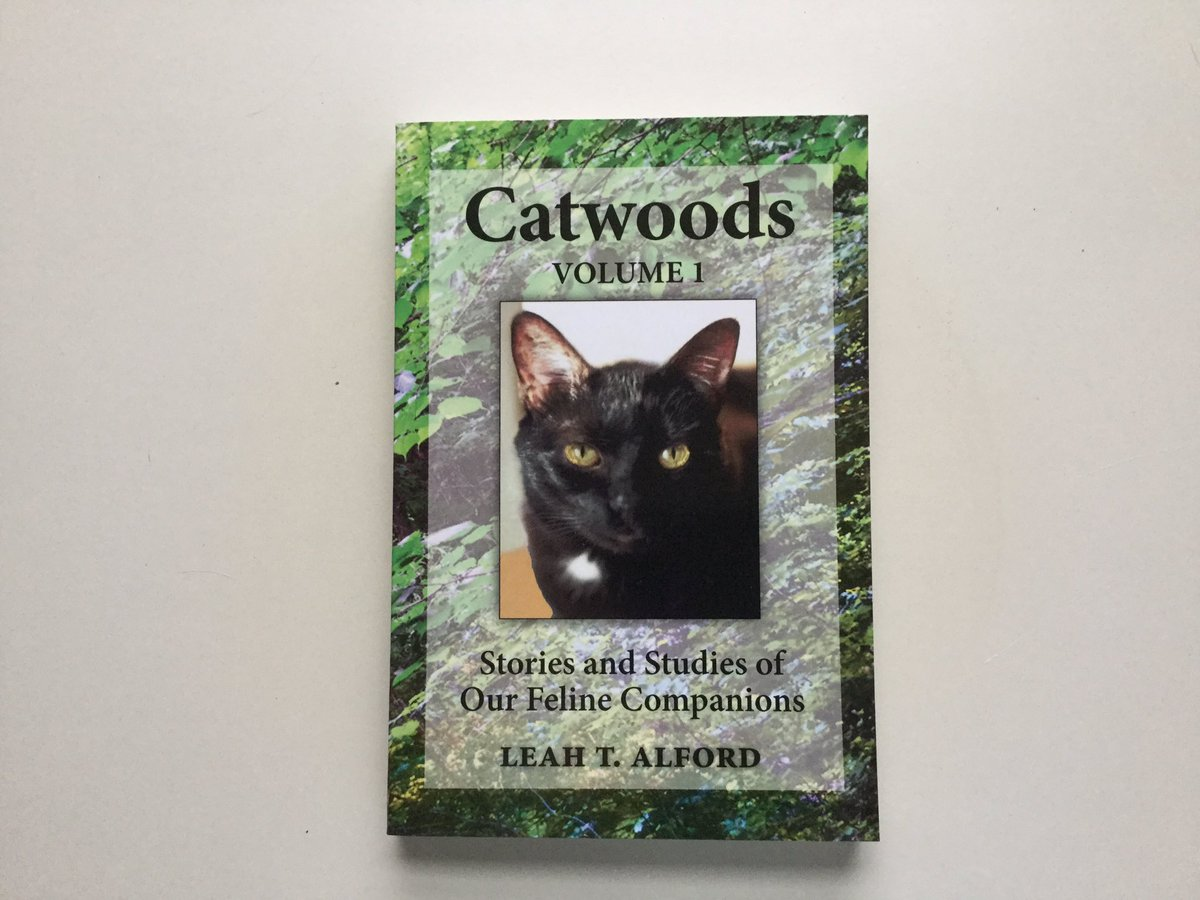 Catwoods Volume 1 is about a couple who rescue, adopt, and love cats in their deep woods home in the southern US.  Order: https://www.borgopublishing.com/product-page/catwoods-volume-1 …  #cats #felinelovers #book #amreadingpic.twitter.com/p1C6TRhNVl
