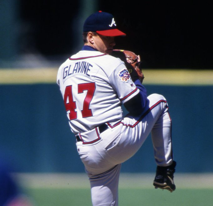 Happy Birthday to 10x  Champion & Mr. Tom Glavine Hope you are happy and well!