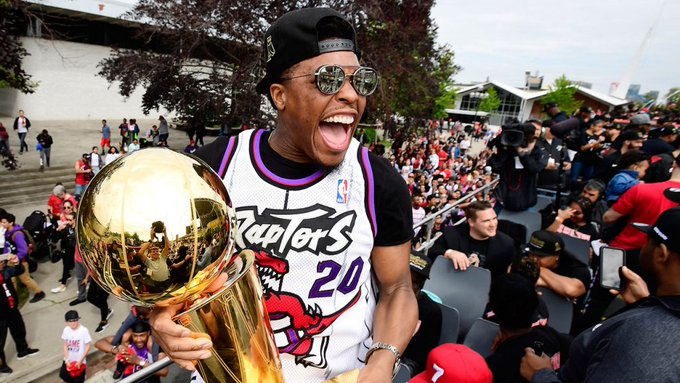 Happy birthday  What\s your favourite Kyle Lowry moment?