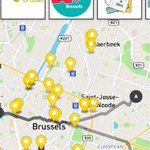 Image for the Tweet beginning: The location-based #app TICKLE has