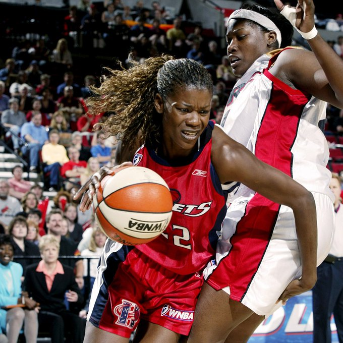 Happy Birthday Sheryl Swoopes, Class of 2017!