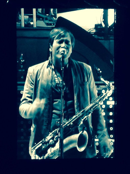 Very Happy birthday to our Steve Norman from Spandau Ballet !! X