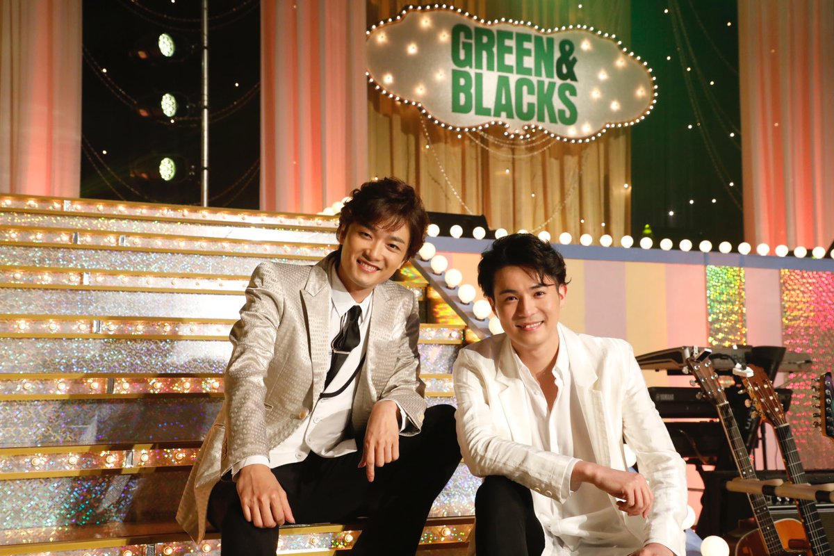 グリブラ 第37話は超豪華トーク 歌コーナーでは 井上芳雄 さんと 昆夏美 さんが『レ・ミゼラブル』
