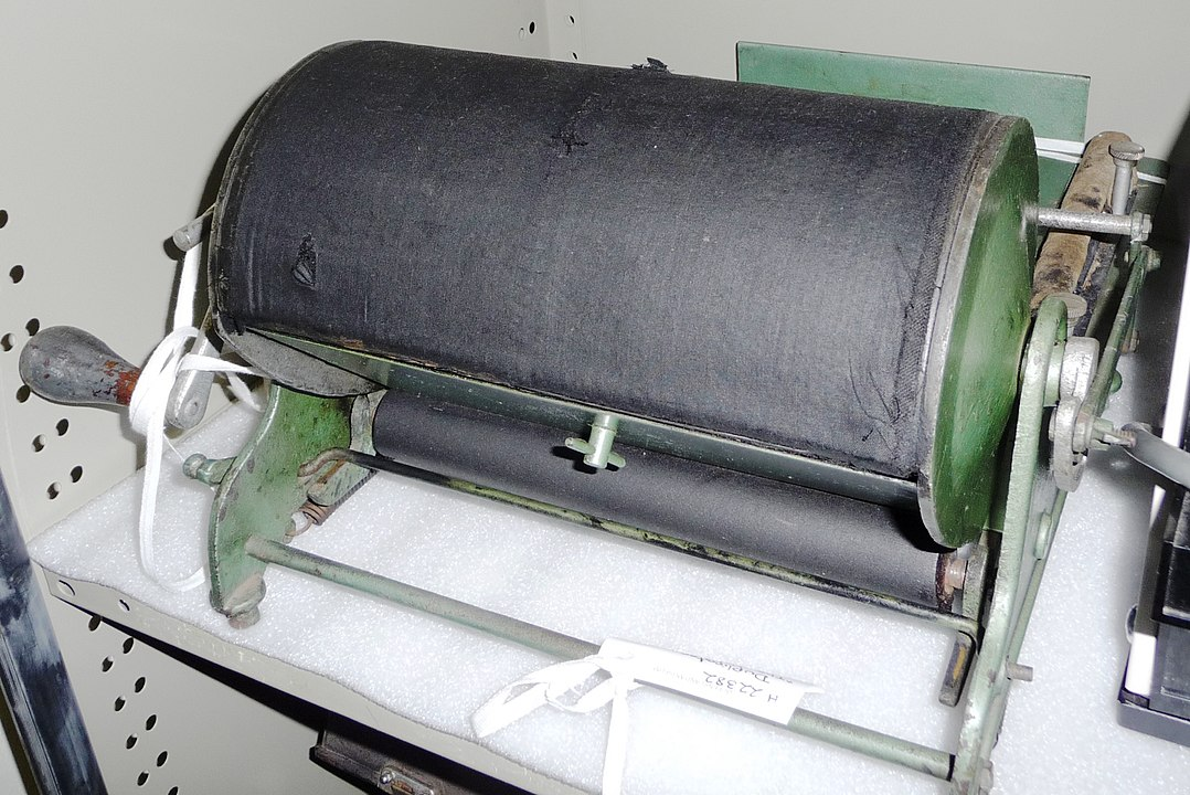 test Twitter Media - NRRL Launches New Program To Convince Libraries to Purchase Mimeograph Machines https://t.co/otijBjernS #HamHijinks https://t.co/cGdj9je2dK