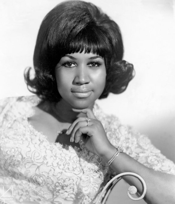 Happy birthday to the Queen of Soul, Aretha Franklin!