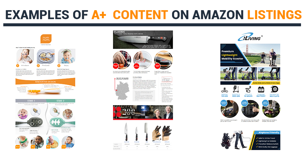 #AmazonTipOfTheDay Create stunning visual descriptions of your products by using Amazon's A+ Page builder. These enhanced brand pages increase conversions & allows you to further explain your product as well as cross-sell more of your products. https://t.co/qCYcNV2F0P https://t.co/PCPQEujrD8