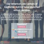 Image for the Tweet beginning: #ICYMI: Our America's Job Centers