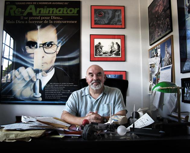 @Shudder's photo on Stuart Gordon