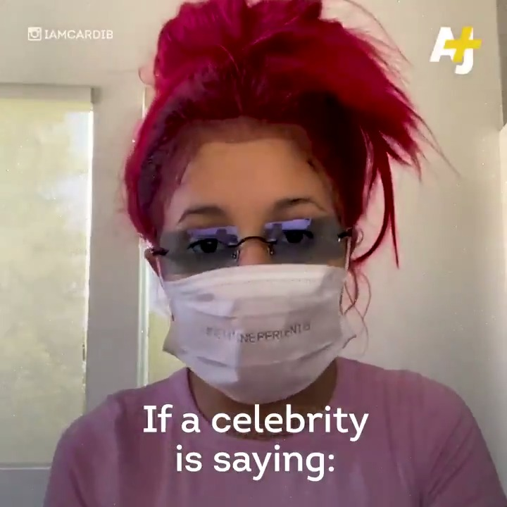 As people in the U.S. struggle to get tested for COVID-19, @iamcardib called out the inequality in testing.