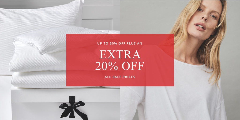Shop our Mid-Season Sale - now with an extra 20% off. Yes, you definitely did read that right! https://t.co/eXVjlSYs6H https://t.co/4Ht6WuhFJZ