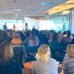 Last week, we were thrilled to host @Captify at our NYC office for their #BeTheChange talk, featuring our own Planning Director, Alexandra Rozzi. Thank you to Captify and @PublicisMedia for helping bring this enlightening conversation to life! #WeGotSpark #WomensHistoryMonth