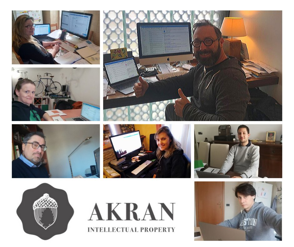 test Twitter Media - It's business as usual at AKRAN though not from the usual business.  Thanks to all of our smart working staff in the photos and to our clients and colleagues around the world for your messages of support.  #westayathome #coronarvirusitalia https://t.co/E7fAx7QNbo