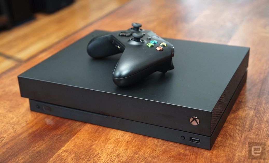 Grab an Xbox One X bundle for $250 at B&H
