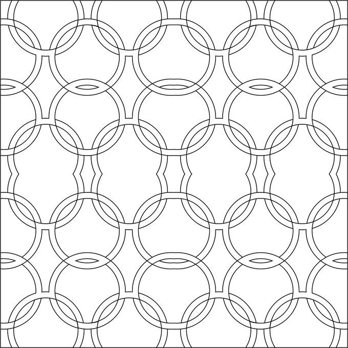 Download Wavy Pattern - Free Graphic Design Element Illustrator Pattern Download - Blank Preview