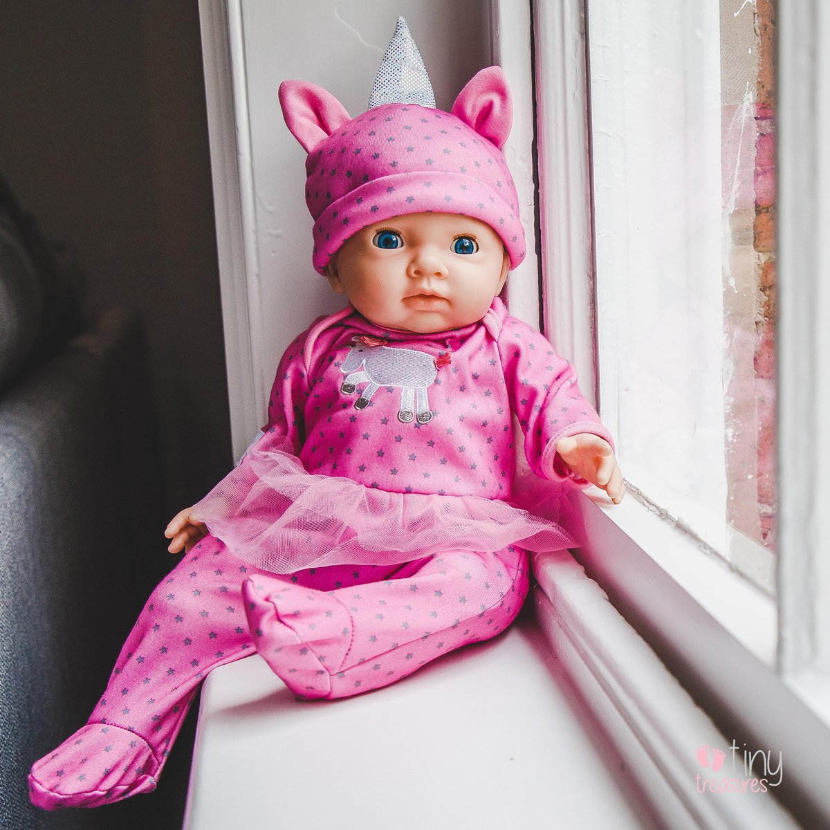 The cutest unicorn ever  Find the unicorn outfit at http://Argos.co.uk today! . . #tinytreasures #unicorn #baby #babyoutfit #babydoll #dolls #dollstagram #toys #toy #argos #likearealbaby #uktoys #mums #newbornpic.twitter.com/1wW5tdKOHy