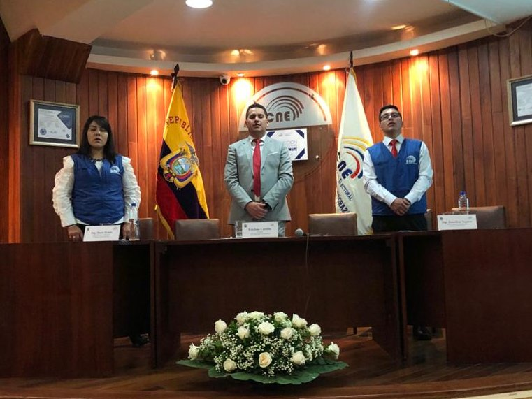 CNE Chimborazo