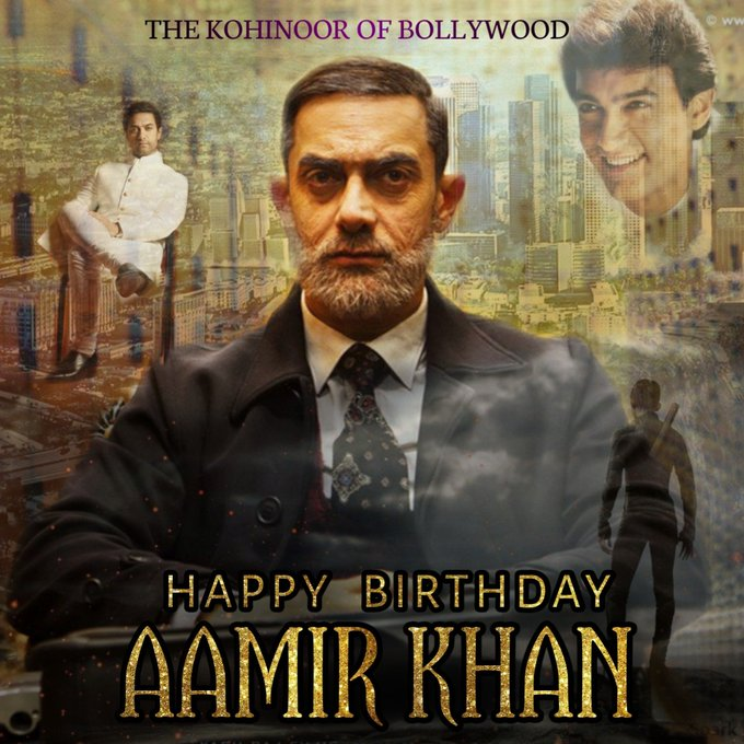 Happy Birthday King Of Box Office