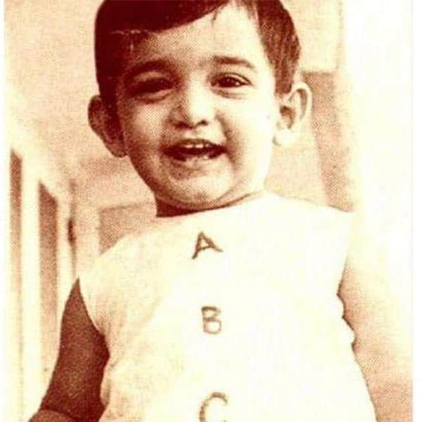 Happy Birthday Aamir Khan! Here\s going down the memory lane with pics from his childhood
