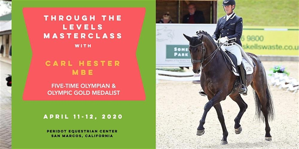 Sadly we have made the joint decision with Peridot Equestrian in California to cancel my forthcoming masterclass next month in light of the current pandemic.  I hope to be able to reschedule this in the not too distant future. https://t.co/tQaZlKW9Ah