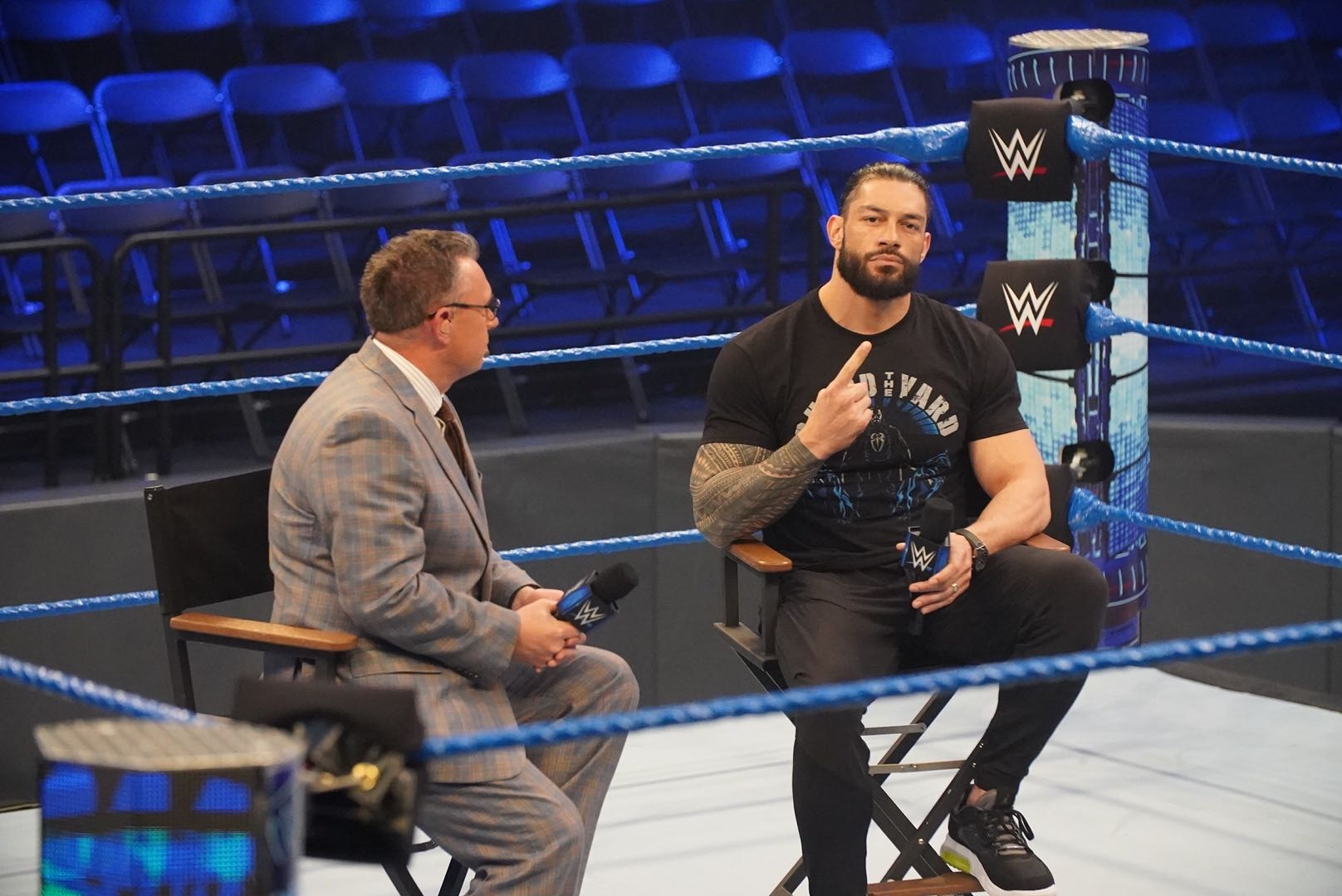 Breaking: Roman Reigns Out Of Wrestlemania 36 Due To Coronavirus? 3