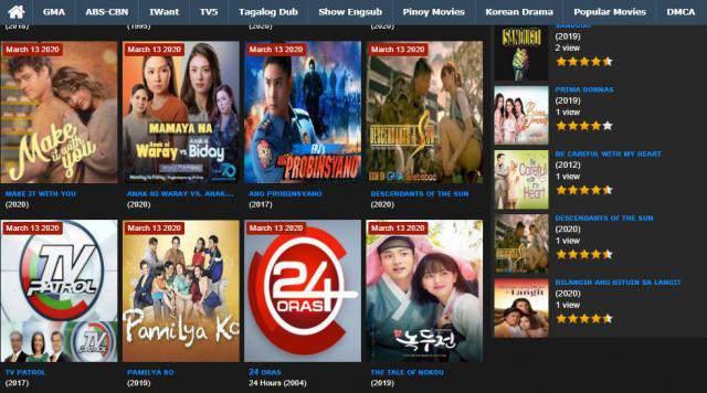 pinoy tv online free
