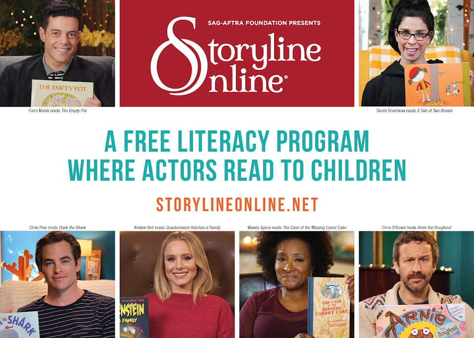 Free educational websites | Storyline Online | Beanstalk Mums