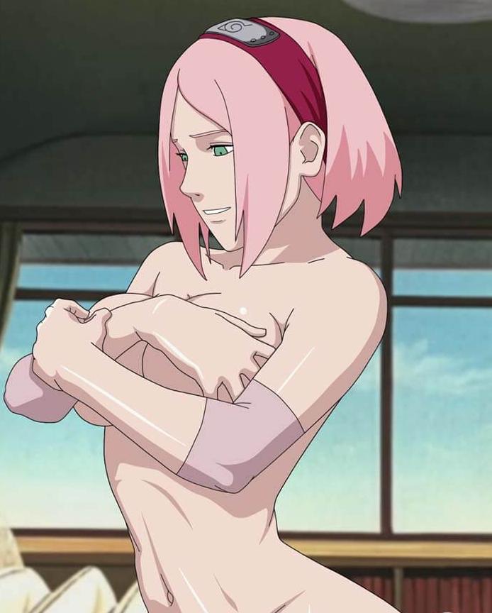 Sakura Haruno Naked Sex