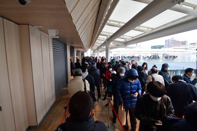 【切符鉄大集合】入場券のために券売機90分待ち 高輪ゲートウェイ駅開業