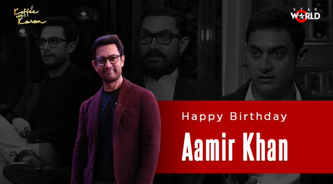 Wishing Bollywood s perfectionist a very happy birthday!