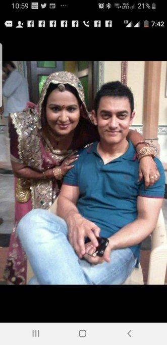 Wish you a very happy birthday aamir khan