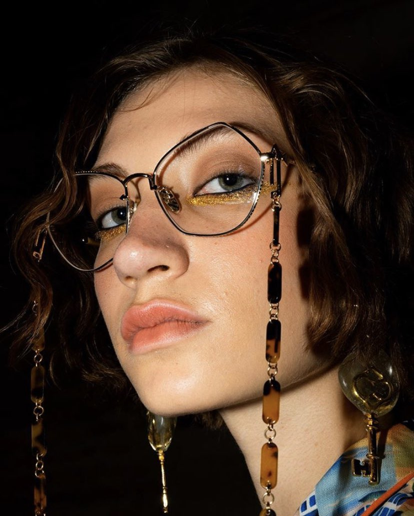 "BackStage #KarenWalker Eyewear at @klosetdesign SS20 • ""The Hidden Treasure"" Fashion Show  Eyewear Distributed by @quad22_thailand  #sunglassses #eyewear #meneyewear #quad22 #quad22thailand #womeneyewear #KarenWalkerEyewear #KlosetSS20 #Hiddentreasure #callmeklosetgirl"